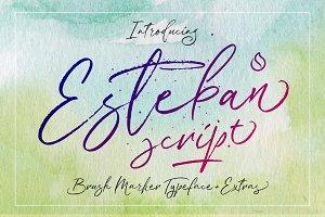 Esteban Script