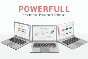 Powerfull Presentation Template