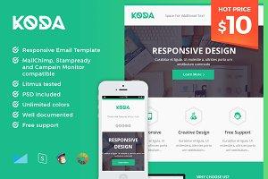KODA - Responsive Email Template