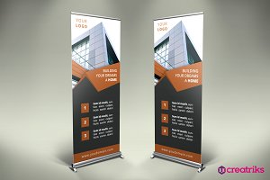 Real Estate Roll-Up Banner - v004