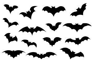 Bats Set