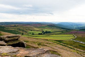 Peak District National Park, UK