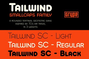 Tailwind SC Family