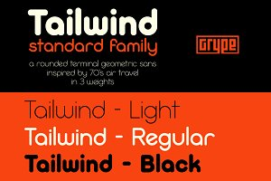 Tailwind Family