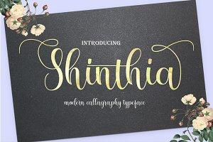 Shinthia FontDuo