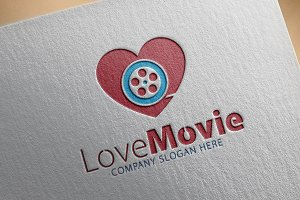 Love Movie Logo