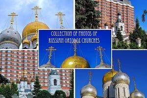 Photos of Russian Ortodox Churches