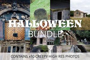 Spooky Halloween Photo Bundle
