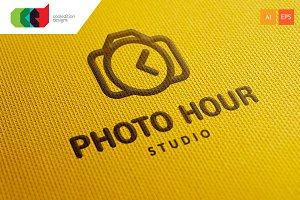 Photo Hour - Logo Template
