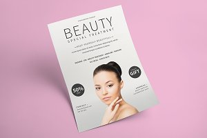 Beauty Care Flyer