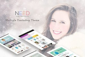 Leo Need Prestashop Theme