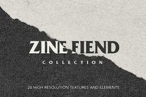 Zine Fiend Texture Collection