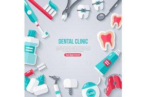 Dental frame