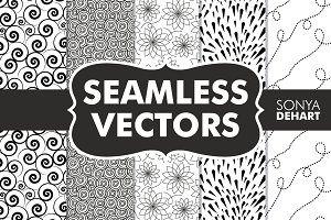 5 Seamless Vector Patterns