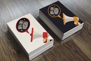 Minimal Voucher Card 04