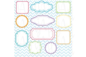 Digital Frame Clip Art