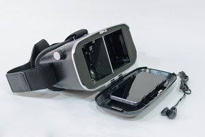 3d glasses vr headset