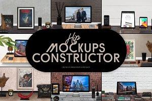 Hip Mockups Constructor