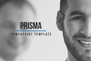 Prisma Powerpoint Template