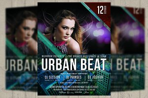 Urban Beat Flyer / Poster