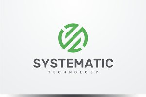 Systematic - Letter S Logo