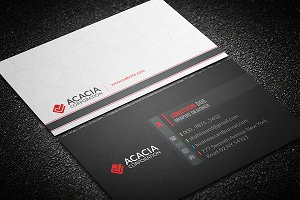 Khaaj Business Card