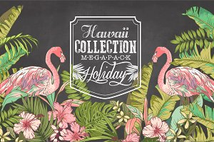 20% Hawaii collection Mega Pack