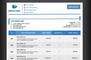Invoice Template-V02