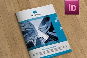 Business Brochure- 10 pages-V46
