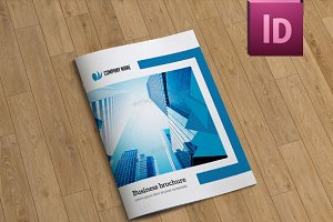 InDesign Business Brochure - V47
