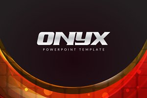 Onyx - PowerPoint Template