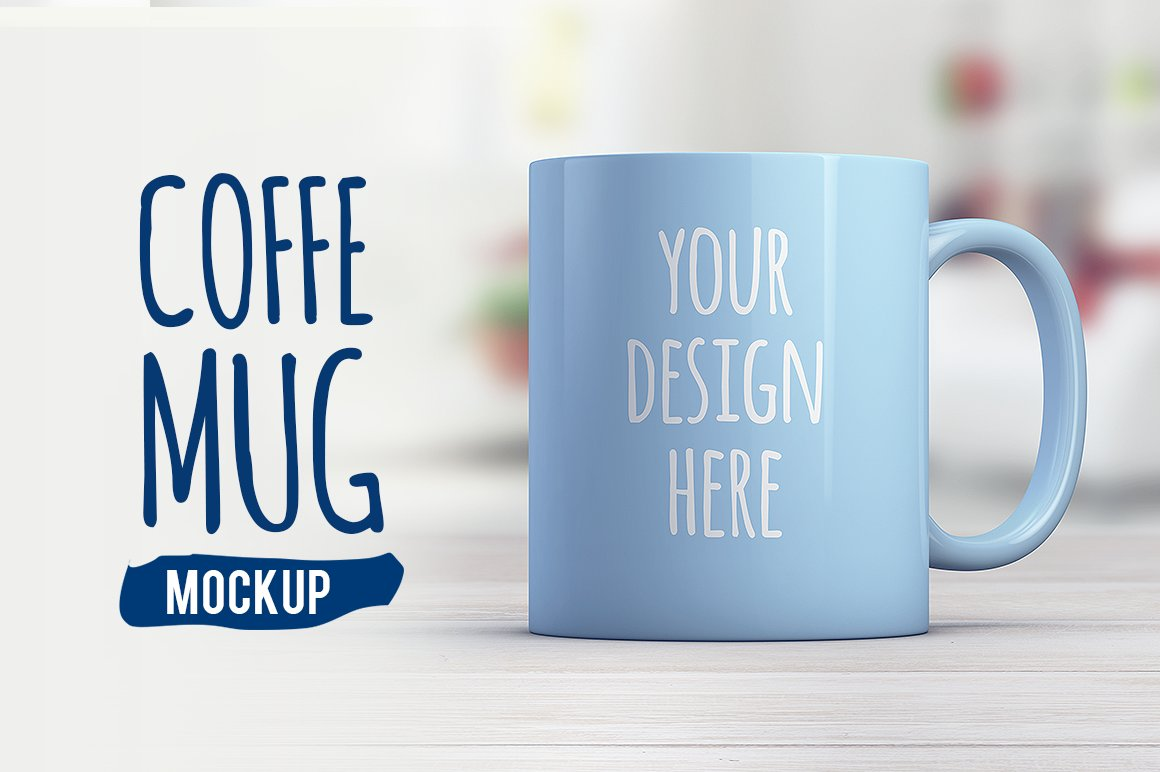 Coffee Mug Mockup - Product Mockups