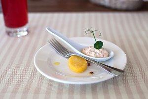 A wonderful and tasty dish