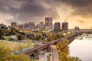 Downtown Richmond USA