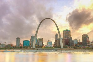 City of St. Louis USA