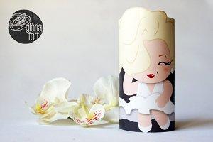 Marilyn Monroe _ paper game