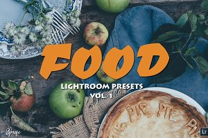 20 Food Lightroom Presets