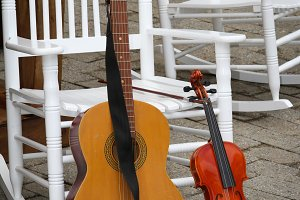 Stringed Instruments Pack