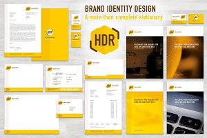 Complete Brand Identity (EU/cm)
