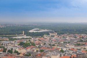 Leipzig view