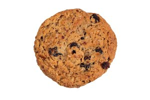 Healthy Oatmeal Raisin Cookie