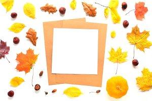 Autumn Mock Up