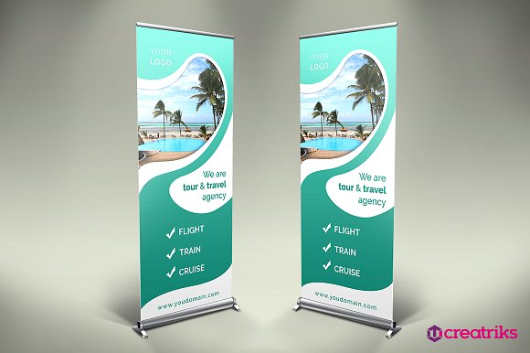 Travel Promotion Banners Gantantra Diwas Banners