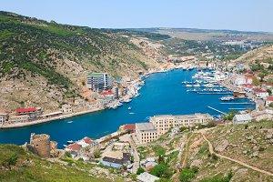 Crimea landscape, Ukraine