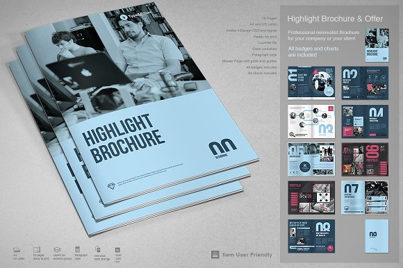 Highlight Brochure & Offer