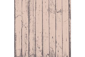 Distressed Wooden Planks