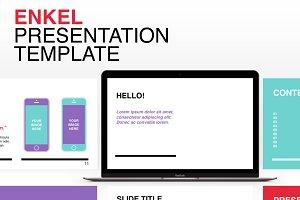 ENKEL Presentation Template