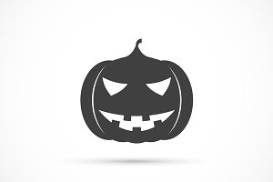 Helloween pumpkin icon