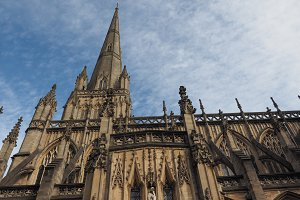St Mary Redcliffe in Bristol