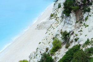 Egremni beach (Lefkada, Greece)